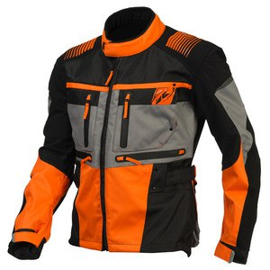 Veste enduro ENDURO - ORANGE -  2018 Orange