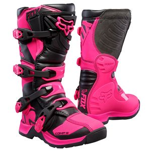 Bottes Cross Fox Comp 5y - Black Pink 2019