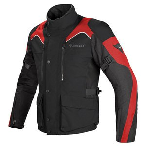 Veste G. TEMPEST D-DRY  Black/Red