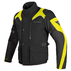 Veste G. TEMPEST D-DRY  Black/yellow