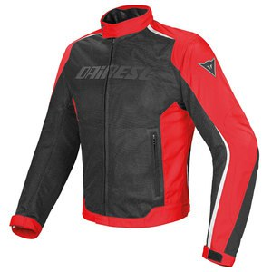 Blouson HYDRA FLUX D-DRY  Black/Red/White