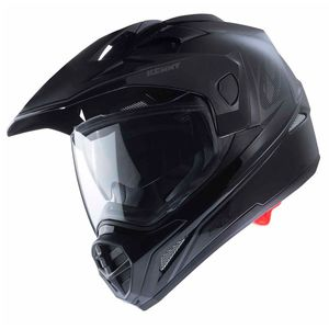 Casque cross EXTREME - BLACK SILVER 2020 Noir/Gris