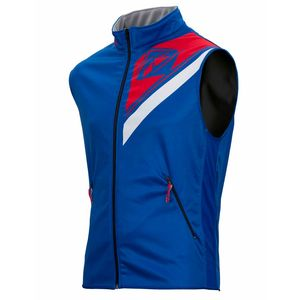 Veste Enduro Kenny Body Warmer Enduro - Bleu Rouge - 2018