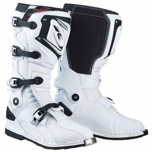 Bottes Cross Kenny Titanium - Blanc 2019