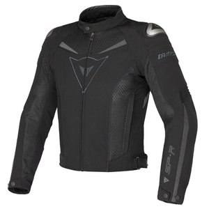 Blouson SUPER SPEED TEX  Black/gray