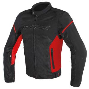 Blouson AIR FRAME D1 TEX  Black/Red/Red