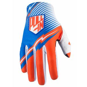 Gants cross CHALLENGER JUNIOR - BLEU / ORANGE - 2017 Bleu/Orange