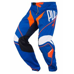 Pantalon cross CHALLENGER JUNIOR - BLEU - 2017 Bleu