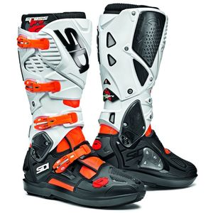 Bottes cross CROSSFIRE 3 SRS ORANGE FLUO / NOIR / BLANC 2020 Orange/Noir