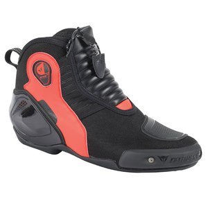 Demi-bottes DYNO D1  Black/Red
