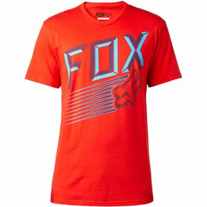 T-Shirt manches courtes EFFICIENCY  Rouge
