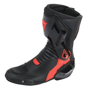 Bottes NEXUS - FLUO  Black/Red