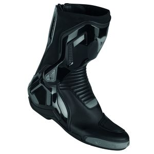 Bottes COURSE D1 OUT  Black/anthracite