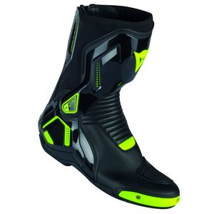 Bottes COURSE D1 OUT  Black/yellow