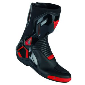 Bottes COURSE D1 OUT  Black/Red