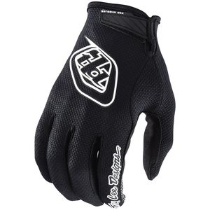 Gants cross AIR YOUTH - SOLID - BLACK  Noir