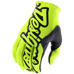 Gants cross SE - SOLID - YELLOW FLUO 2020 Yellow Fluo