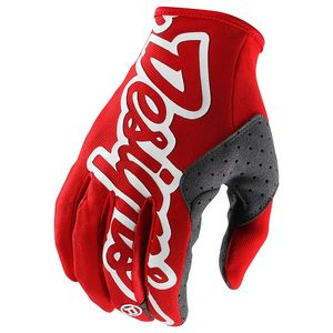 Gants cross SE - SOLID - RED 2020 Red
