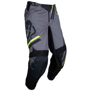 Pantalon cross DEVO COLLEGE GREY NEON YELLOW 2019 Gris/Jaune