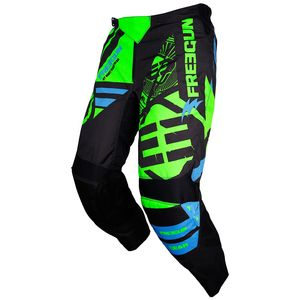 Pantalon cross DEVO NERVE NEON GREEN ENFANT  Vert