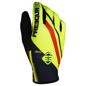Gants cross DEVO COLLEGE NEON YELLOW 2020 Jaune