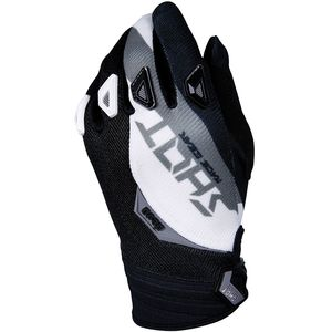 Gants cross DEVO ALERT BLACK WHITE 2018 Noir/Blanc