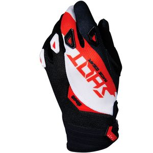 Gants cross DEVO ALERT RED BLACK 2018 Rouge