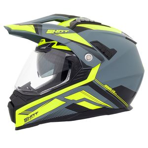 Casque cross RANGER EVOLUTION 2019 Gris