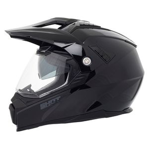 Casque cross RANGER - BLACK 2019 Noir