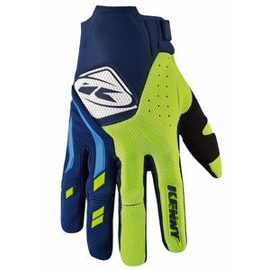 Gants Cross Kenny Performance - Bleu Vert 2018