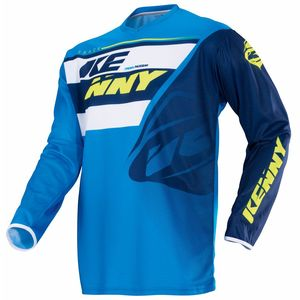 Maillot Cross Kenny Track - Bleu - 2018