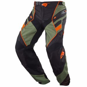 Pantalon Cross Kenny Titanium - Army - 2018