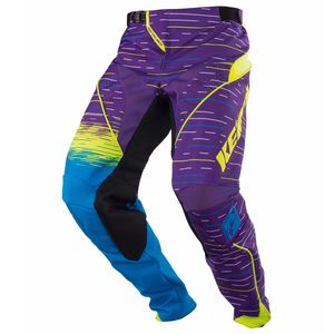 Pantalon Cross Kenny Performance - Purple Lines - 2018