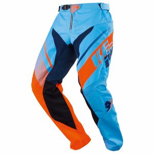 Pantalon Cross Kenny Track - Bleu Orange - 2018