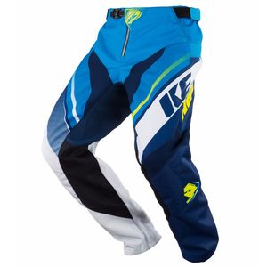 Pantalon cross TRACK - BLEU -  2018 Bleu