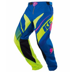 Pantalon Cross Kenny Kid Track - Vert Rose - 2018