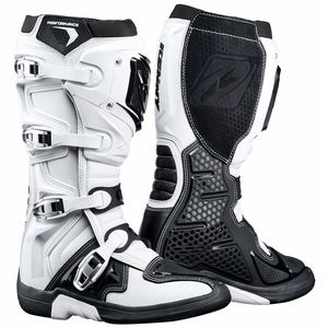 Bottes Cross Kenny Performance - Blanc 2019