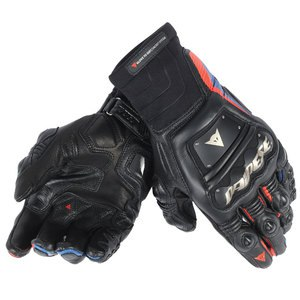 Gants RACE PRO IN  Black/Blue