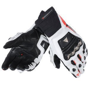 Gants RACE PRO IN  Black/white
