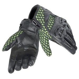 Gants Dainese Air Hero Yellow Black