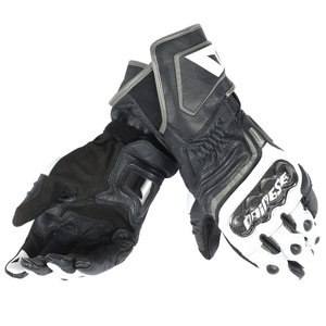 Gants CARBON D1 LONG  Black/White/Anthracite