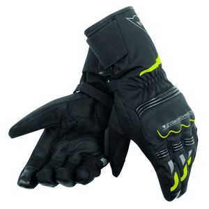Gants TEMPEST UNISEX D-DRY LONG  Black/yellow