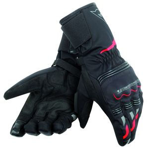 Gants TEMPEST UNISEX D-DRY LONG  Black/Red
