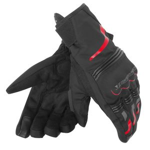 Gants TEMPEST UNISEX D-DRY SHORT  Black/Red