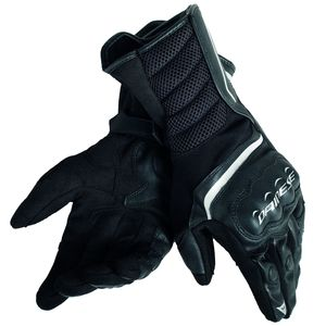 Gants Dainese Air Fast Unisex Black Black White
