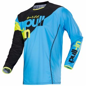 Maillot Cross Pull-in Race Sky 2019
