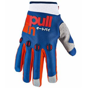 Gants Cross Pull-in Race Navy 2019