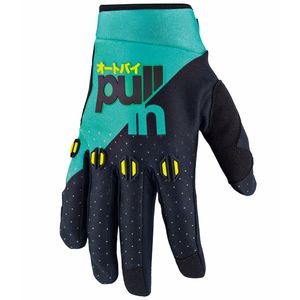 Gants cross RACE AQUA 2019 Bleu