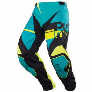 Pantalon cross RACE AQUA 2019 Bleu
