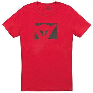 T-Shirt manches courtes COLOR NEW  Red